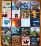 Colectie deosebita CD-uri cu muzica clasica & opera (39 albume orig.), Deutsche Grammophon