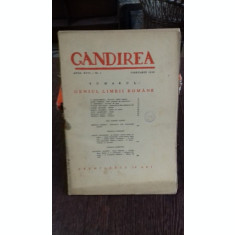REVISTA GANDIREA NR.2/FEBRUARIE 1938
