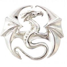 Pandantiv argint dragon Draco - Anne Stokes