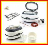 Cumpara ieftin Sterilizator Ultrasunete 35W 600ML Sterilizator Ustensile Salon Bijuterii