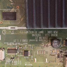 placa de baza BN94-02667Y, BN41-01167C, (MP1.1), Samsung LE40B650T2P,
