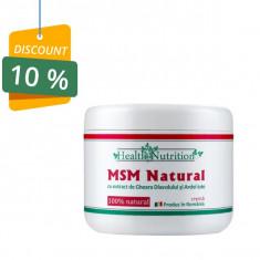 MSM CREMA, 200 ml