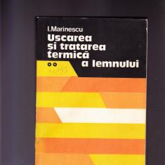 USCAREA SI TRATAREA TERMICA  A LEMNULUI VOL 2