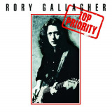 Rory Gallagher Top Priority 180g LP (vinyl)
