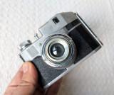 Aparat foto Bencini Comet S , aparat de fotografiat de colectie
