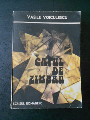 VASILE VOICULESCU - CAPUL DE ZIMBRU foto