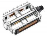 Pedale VP Otel Retro 119x67mm 500gr ArgintiuPB Cod:421510700RM