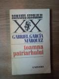 TOAMNA PATRIARHULUI de GABRIEL GARCIA MARQUEZ , 1979
