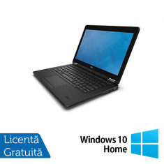 Laptop Dell Latitude E7250, Intel Core i5-5300U 2.30GHz, 8GB DDR3, 240GB SSD, 12 Inch + Windows 10 Home