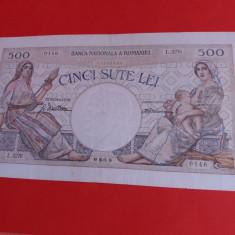 bancnote romanesti 500lei 1934 frumoasa