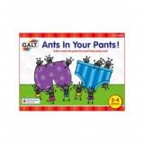 Joc interactiv - ants in your pants, Galt