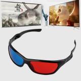 Ochelari 3D lentile red-cyan, anaglifici, marime universala, design ergonomic
