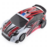 Cumpara ieftin Masinuta cu Telecomanda iUni A949, 40km/h Rally Car, Rosu