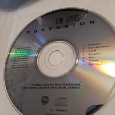 BOB JAMES - OBSESSION  -   CD