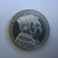 Thaler / taler Germania Prusia 1861