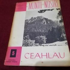 MUNTII NOSTRII CEAHLAU HARTA INCLUSA