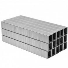 Set 4500 de capse pentru tapiterie, Vorel 71972, dimensiuni 16x12.7mmx0.95mm