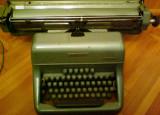 Masina de scris ,,TORPEDO,, fabricata in Germania la sfarsitul  razboiului 1945
