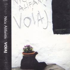 Caseta audio: Nicu Alifantis - Voiaj ( 1995 , stare foarte buna ), Casete audio
