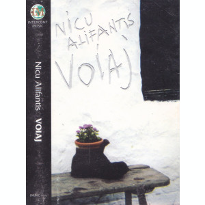 Caseta audio: Nicu Alifantis - Voiaj ( 1995 , stare foarte buna )