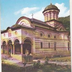 bnk cp Manastirea Cozia - Vedere - circulata