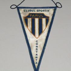 Fanion (vechi) fotbal - FARUL CONSTANTA