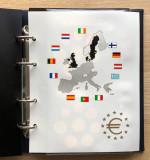 Cumpara ieftin Set complet primele 12 state EURO 2002 UNC include album, Europa