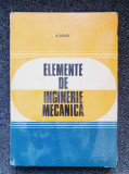 ELEMENTE DE INGINERIE MECANICA - Pavel