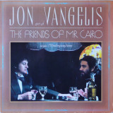 VINIL    Jon & Vangelis ‎– The Friends Of Mr Cairo   - VG+ -