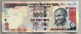 India 1000 rupii 2009