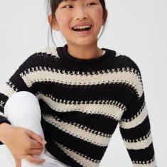 Mango Kids - Pulover copii Isabel 110-164 cm