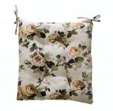 Pernuta pentru scaun trandafiri 45x45cm Raki