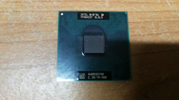 CPU Laptop Intel Celeron 900 Aw80585900 Slglq 2.2ghz Socket 478 800 mhz fsb