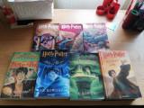 """Seria """"Harry Potter"""", brosata, Egmont, J. K. Rowling"""