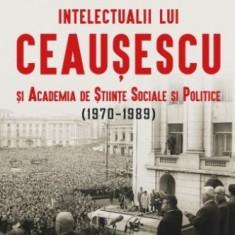 Intelectualii lui Ceausescu si Academia de Stiinte Sociale si Politice - Cosmin Popa