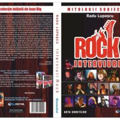 RADU LUPASCU INTERVIURI ROCK 3 carte