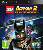 Lego Batman 2: DC Super Heroes - PS3 [Second hand], Actiune, Toate varstele, Multiplayer
