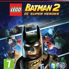 Lego Batman 2: DC Super Heroes - PS3 [Second hand], Actiune, Toate varstele, Multiplayer