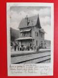 Bacau Brusturoasa Gara Elie Radu 1905, Circulata, Printata