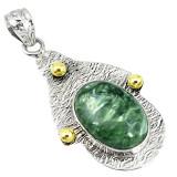 Cumpara ieftin Pandantiv bijuterie din argint 925 cu seraphinit