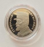 Moneda 50 bani 2019 proof Ferdinand