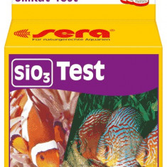 Tester apa acvariu - SERA - Silicate Test SIO3