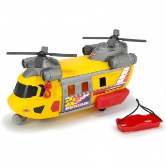 Jucarie copii 3+ ani Elicopter de salvare Rescue Helicopter SAR-03