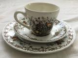 Set - mic deju /ceai /cafea - port. Englezesc - Royal Tudor - Fruits and flowers, Seturi