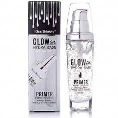 Baza de machiaj Kiss Beauty GLOW On Hydra Base Primer 30 ml