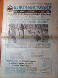 Ziarul romania mare 25 octombrie 1991