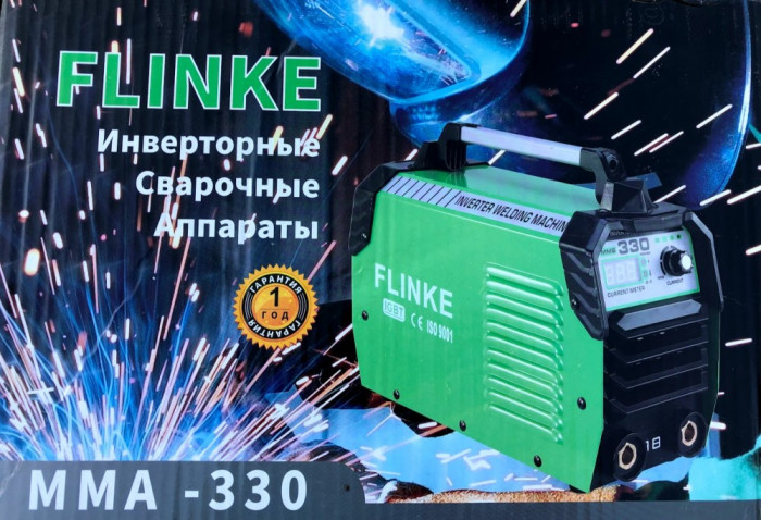 Aparat de sudura invertor FLINKE 330 A, accesorii incluse