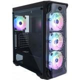 Carcasa Segotep LUX II RGB Black