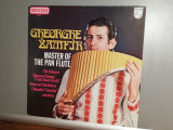 Gheorghe Zamfir – Master of the Pan Flute (1980/Philips/Holland) - Vinil/ca Nou