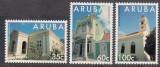 ARUBA 1995 ARHITECTURA MONUMENTE, Nestampilat